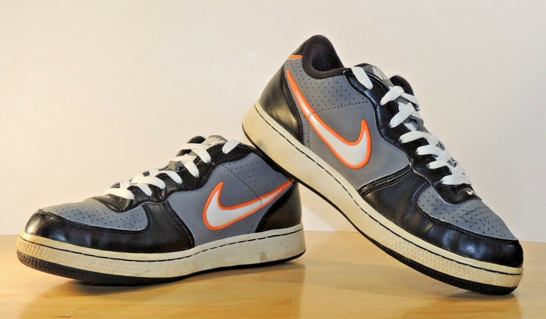 Men Nike 9 Shoe Sneaker Running Jogging Grey Training Retro Air Infiltrator Zoom