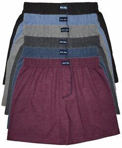 6-x-Modischer-Herren-100-Baumwoll-Boxershort-schoene-Farben-und-weiches-Material