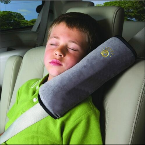 Baby Children Safe Car Seat Belt Shoulder Harness Cushion Sleeping Pad Pillow W