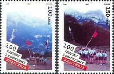 Albania 2007. Europa CEPT 100 YEARS OF SCOUTING, Scout Centenary. Set MNH