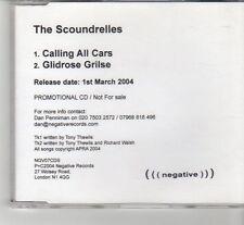 (FR633) The Scoundrelles, Calling All Cars - 2004 DJ CD