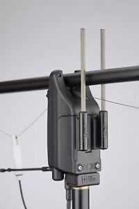 Delkim-Safe-D-Carbon-Carp-Snag-Bars-Ears-V2-TXI-D-NEW-Carp-Fishing-DD009