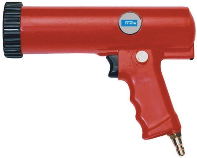 Güde Druckluft-Silikonpistole Kartuschenpistole Kartuschenpresse Silikonspritze