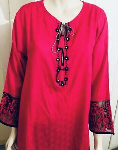 Ethnic-By-Outfitters-Limelight-Khaadi-Maria-B-Agha-Noor-Kurtas-REDUCED