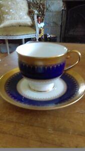 Oscar-de-la-Renta-Dinner-at-eight-tea-cup-excellent-condition