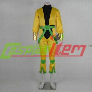 JoJo/'s Bizarre Adventure Dio Brando Cosplay COSTUME OUTFIT CUSTOM MADE