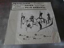 """les logarythmers""""lp10""""/25 cm-or.fr.le kiosque d'orphée:lko:hot.rare autoprod"""