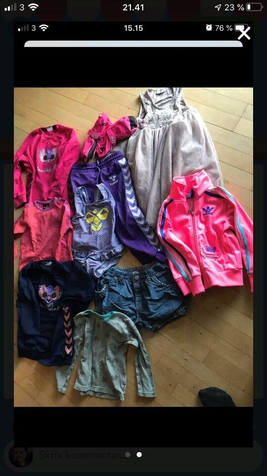 Blandet tøj, Forskelligt tøj, Hummel