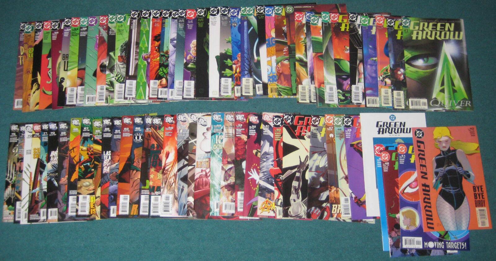 DC Universo Liga De La Justicia Ilimitada Flecha verde y 87 GA Comics Canario Negro Boda