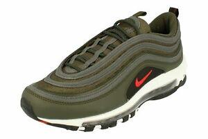 Men's Nike Air Max 97 Sequoia Grey Bq4567 300 Sz 7 13