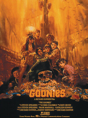 The Goonies Movie Poster 5 x 7 Unframed Art Print//Poster