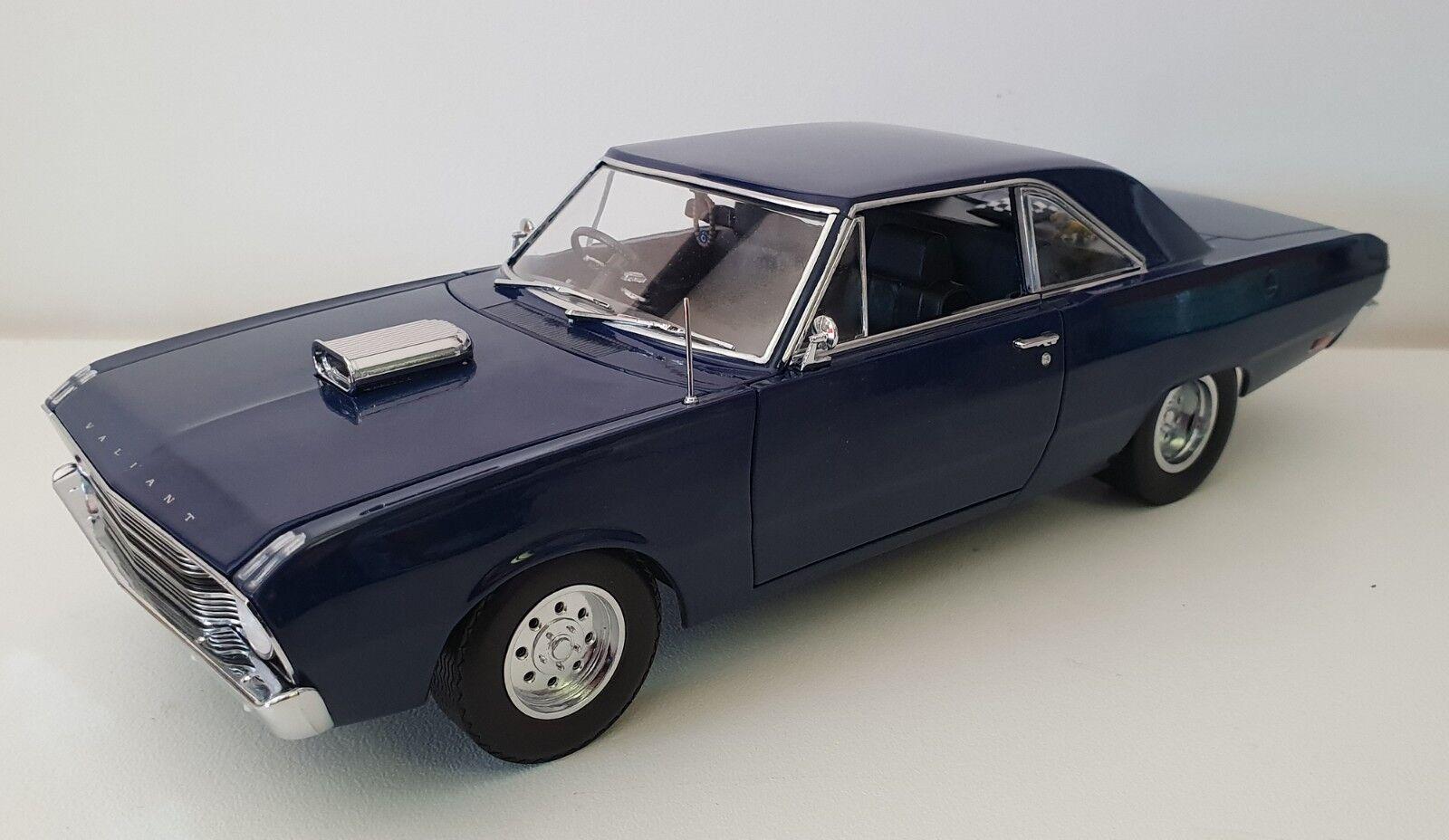 1 18 verdelight Collectibles 1969 Chrysler Valiant vf Pacer desde el niño wog