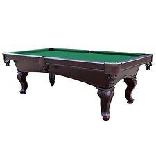 Championship Saturn II Billiards Cloth Pool Table Felt 7 ft.Green