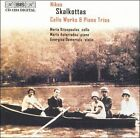 Nikos Skalkottas: Cello Works & Piano Trios (CD, Oct-2003, BIS (Sweden))