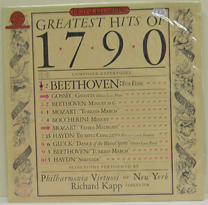 Philharmonia-Virtuosi-Of-New-York-Richard-Kapp-Greatest-Hits-Of-1790-1980-L1