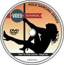 Discover How To Pole Dance For Beginners - Easy Convenient Lessons on DVD