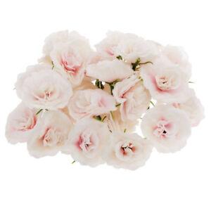 50-stk-Kuenstliche-Seide-Rosen-Bluetenkoepfe-Blumen-Koepfe-Hochzeit-Parteidek-W2