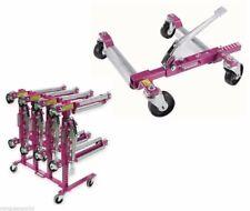 GoJak GoJack 5000 Car Dolly  SET OF 4 with FREE Storage Rack Cart