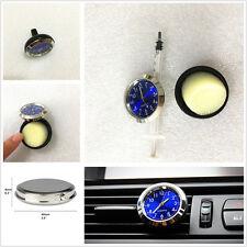 Portátil Coche SUV/C Clip De Montaje De Ventilación 12 horas Reloj de reloj del sistema de almacenamiento de información Perfume