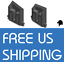 STRONGER Razer Corsair Strafe Gaming Keyboard Replacement Tilt//Foot//Leg//Feet 2pc