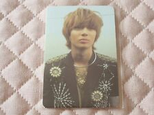 (ver. Taemin) SHINee 4th Mini Album Sherlock Photocard K-POP
