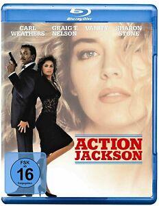 Action Jackson (Blu-ray)