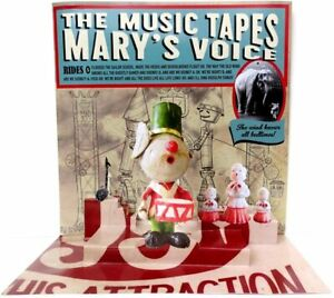 The Music Tapes Mary's Voice (2012) 14-track CD Album digipak Neu/Verpackt