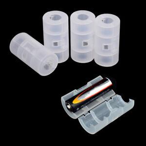 4pcs-AA-a-C-Tapa-de-bateria-Convertidor-Adaptador-Adaptador-Caja-Adaptador-de-QA
