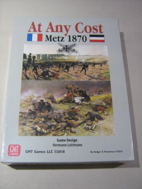 At Any Cost: Metz 1870 (New)
