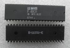 Intel P-80C31 Microcontroller CPU 8-Bit 128B RAM DIL40 von MHS