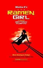 THE RAMEN GIRL Movie POSTER 11x17 Tammy Blanchard Brittany Murphy Toshiyuki