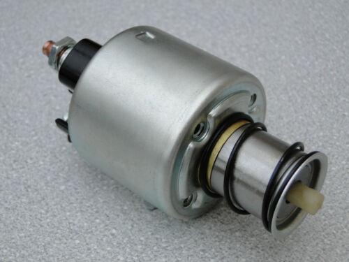 02D124 Starter Motor Solenoid CHEVROLET Aveo 1.3 D T300 for D6G33 D6G332