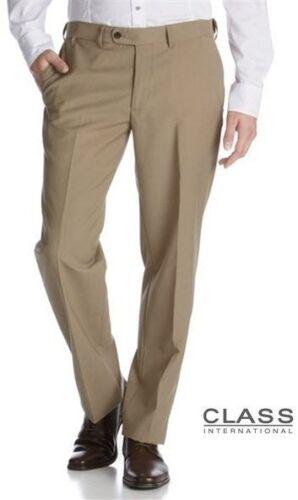181063 Pantaloni con piega stiratura 44 46 58 Class NUOVO sgualciti povero business classico