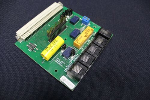 T5 ORBACOM TERMINAL CIRCUIT BOARD CARD A1709323 REV 04 17020323 REV 4