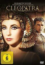 DVD CLEOPATRA (2 DVDs) # Elizabeth Taylor, Richard Burton ++NEU