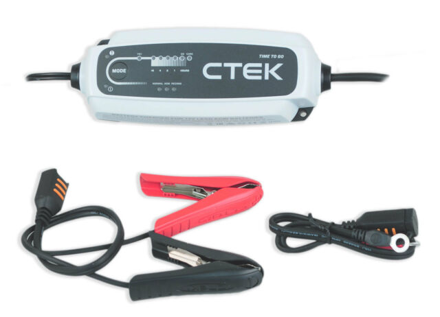 Ctek CT5 Time to go Batterieladegerät 12V-5Ah