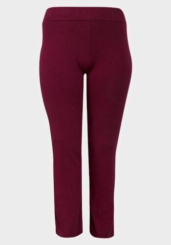 Splash ladies jogging bottoms sports trousers plus size 16 22 24 26 28 red wine