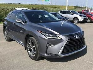 Mint one owner 2016 Lexus RX350 only 68,000km