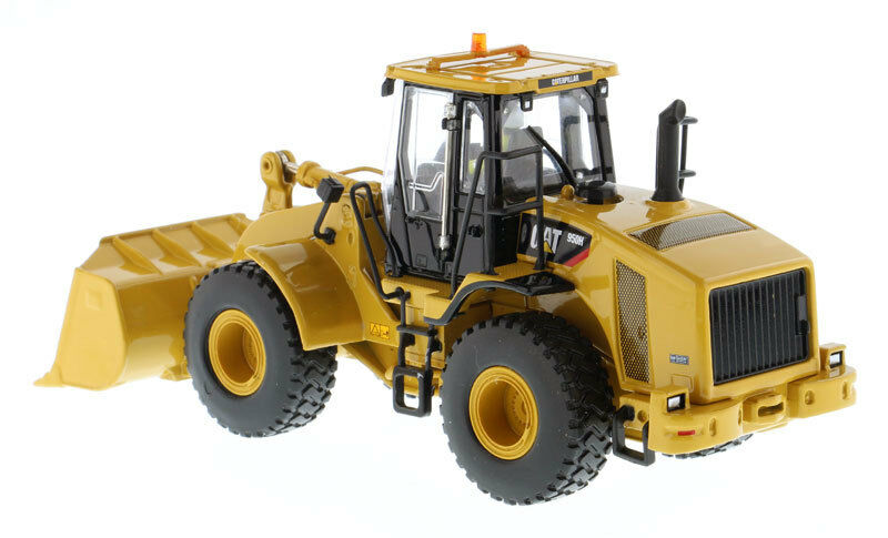 1 1 1 50 Caterpillar 950H Wheel Loader Core Classics Series 85196 Vehicle Model Toy 9b530d
