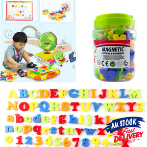 78PCS-Magnets-Letters-Xmas-Fridge-gift-Magnetic-Numbers-Alphabet-Learning-Toy