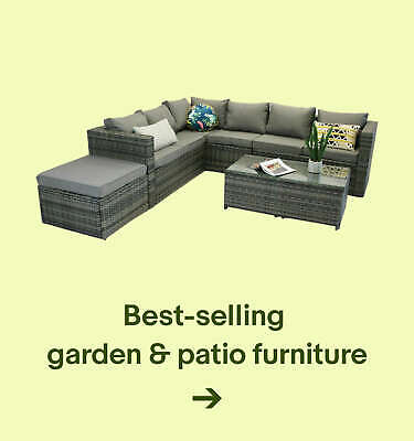 Best-selling garden & patio furniture
