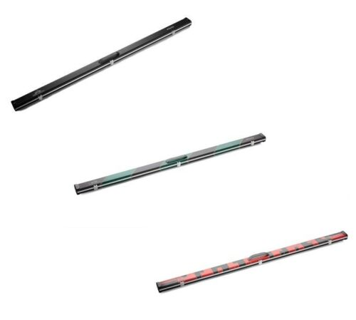 PERADON 1 PIECE HALO WIDE CUE CASE AVAILABLE IN VARIOUS COLOURS S2593##
