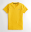 Hollister-homme-a-encolure-ras-du-cou-a-manches-courtes-Muscle-must-have-Courbe-Tee-Logo-T-Shirt miniature 7