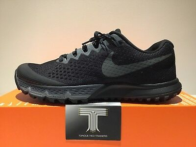 Nike Air Zoom Terra Kiger 4 Trail Running Trainer ~ 880563 010 ~ Taille UK 7.5 | eBay