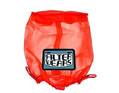 FILTERWEARS Pre-Filter F155L For UNI Dual Stage Air Filter NU-4102ST Honda TRX