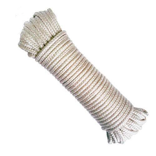 ds Corda Fune Nylon Multiuso Intrecciata Nautica Lunghezza 10m Diametro 6mm dfh