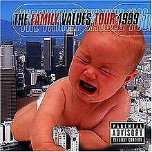 Family Values.Tour 1999,the von Various | CD | Zustand gut