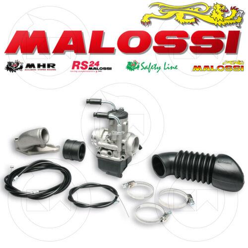 Malossi 1610600 Set Carburettor Complete PHBH30 B Direct a Crankcase Vespa PX150