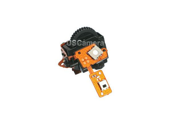 Canon EOS 60D Main Dial Assembly - Free Shipping --