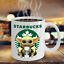 thumbnail 8 - Starbucks Baby Yoda Star Wars Cute Yoda STARBUCKS Fan Coffee Mug Gift